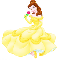 Стикер Принцеса Белла