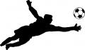Стикер Футбол 100