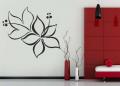 Декоративен стикер - Цветя - Орхидея