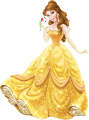 Стикер Принцеса Белла 7