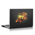 Скин за лаптоп - Цветя - 254