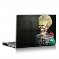 Скин за лаптоп - Черепи - 041