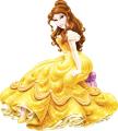 Стикер Принцеса Белла 2