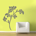 Декоративен стикер - Цветя - Клонче