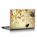 Скин за лаптоп - Пеперуди - 009