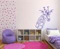 Декоративен стикер -  Животни - Жираф 2