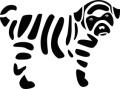 Декоративен стикер - Кучета - 0020