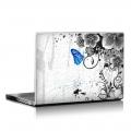 Скин за лаптоп - Пеперуди - 005