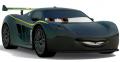 Стикер Cars - Lewis hamilton -