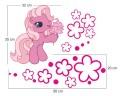 Декоративен стикер DK014 - My little pony