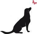Декоративен стикер - Кучета - 0033