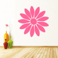 Декоративен стикер -  Цвете