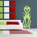 Декоративен стикер -  Животни - Жирафи