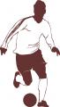 Стикер Футбол 105