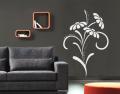 Декоративен стикер - Цветя - Мрагарити