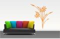 Декоративен стикер - Цветя - Маргарити