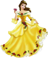 Стикер Принцеса Белла 3