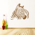 Декоративен стикер -  Животни - Зебра 4