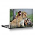 Скин за лаптоп - Диви котки - 001