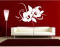 Декоративен стикер - Цветя 15