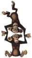 Стикери Мадагаскар - Маймунките