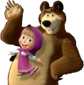 Маша и мечока - Маша и Мечока 8