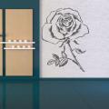 Декоративен стикер - Цветя - Роза 4