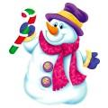 Коледа - Снежко 1