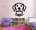 Декоративен стикер -  Животни - Куче