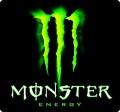 Стикер Monster Energy 1