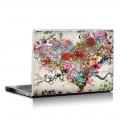 Скин за лаптоп - Цветя - 255