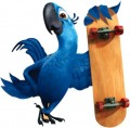 Блу 2 - Rio