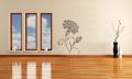Декоративен стикер - Цветя - Карамфил