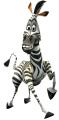 Стикери Мадагаскар - Марти 6--