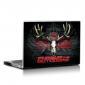 Скин за лаптоп - Черепи - 054