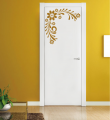 Декоративен стикер - Цветя - Орнамент цветенца