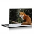 Скин за лаптоп - Лисици - 0004