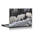 Скин за лаптоп - Вълци - 0005