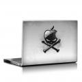 Скин за лаптоп - Черепи - 030