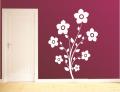Декоративен стикер - Цветя 9