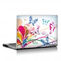 Скин за лаптоп - Пеперуди - 014