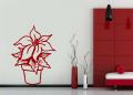 Декоративен стикер - Цветя 19