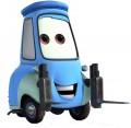 Стикер Cars - Guido-