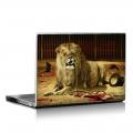Скин за лаптоп - Диви котки - 011