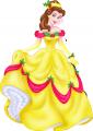 Стикер Принцеса Белла 6