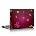 Скин за лаптоп - Цветя - 226