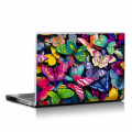 Скин за лаптоп - Пеперуди - 036