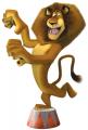 Стикери Мадагаскар - Алекс в цирка-