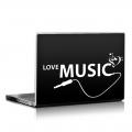 Скин за лаптоп - Музикални - 012