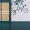 Декоративен стикер - Цветя 37